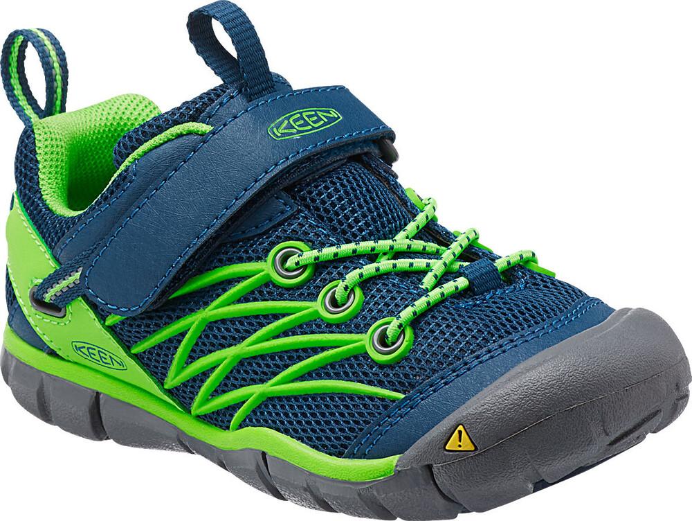 Keen Versatrail - Chaussures Enfant - orange/bleu 24 2016 Chaussures trekking & randonnée 8qMUSK3HOl
